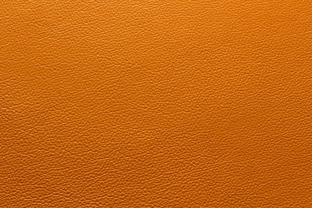 Orange leather with texturestructure