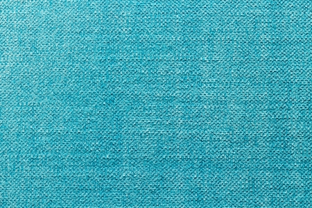 Turquoisel coloured texture fabric  tissue Imagens