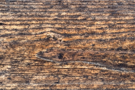 Wooden brown board with structure