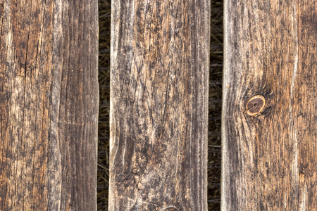 Old Wooden Wall Imagens