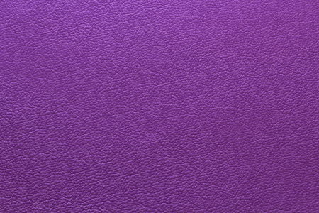 Violet leather with texture structure