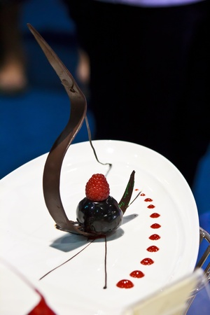 delicious dessert in The Thailand Ultimate Chef Challenge 2013 photo