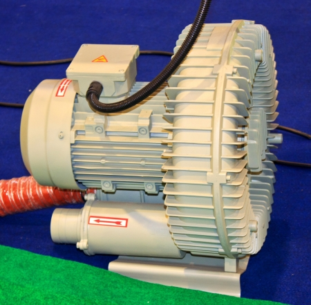 blower: industrial blower for use in the factory