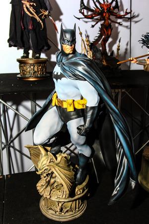 batman: Bangkok - May 2: A Batman model in Thailand Comic Con 2015 on May 2, 2015 at Siam Paragon, Bangkok, Thailand.