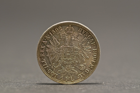 old Florin 1892