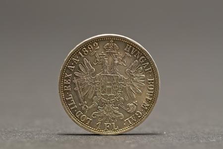 gulden: old Florin 1892