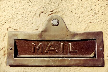 French Quarter Mail Slot