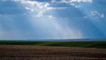 God Rays in The Palouse