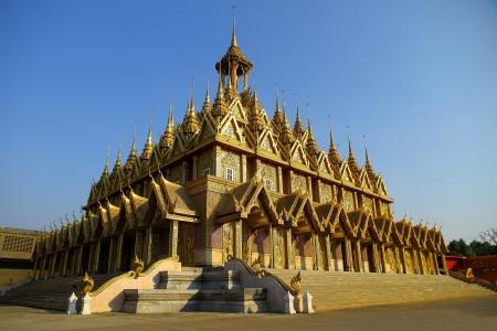 tha: Wat Tha Sung temple Thailand