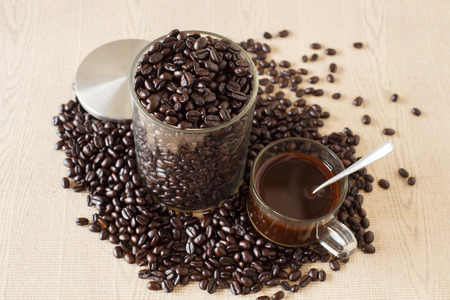 non alcoholic beverage: Coffee beans for Healthy