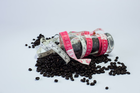 decaffeinated: Coffee is good for weight control