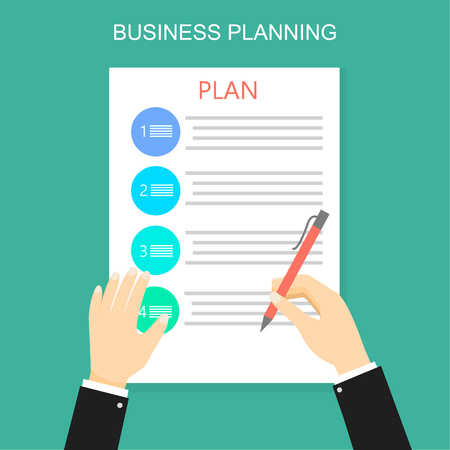 planning: Business planning
