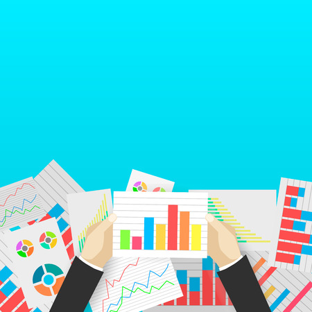 working ethic: Business analytics and financial audit.