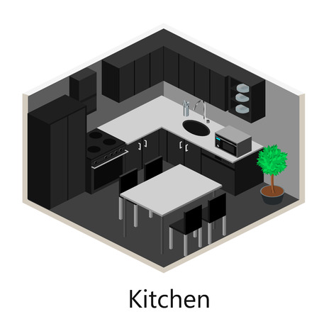 gas cooker: illustration, design, background, abstract, art,  clipart Illustration