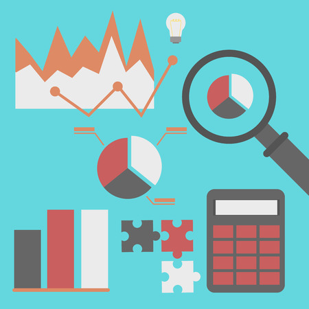 Business analytics and financial audit.