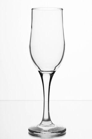 goblet: Empty wine glass,