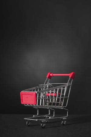 carretilla de mano: Carro de compras