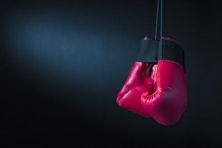 guantes de box: Guantes de boxeo