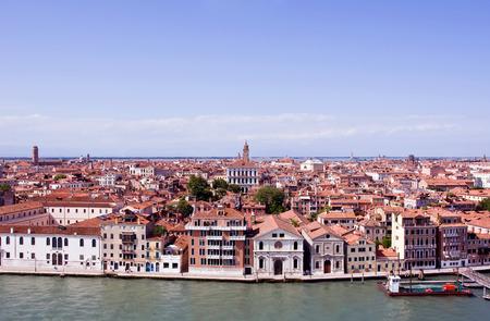 A view of Venice city Italy Archivio Fotografico