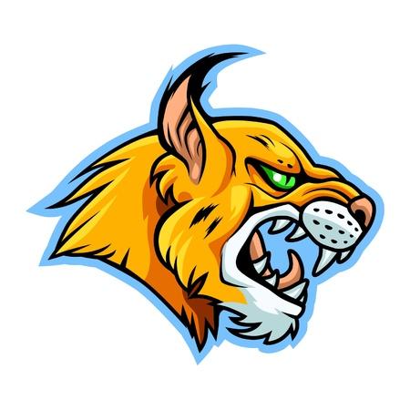 the lynx: Lynx head