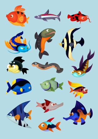 fish collection Stock Photo - 16905000