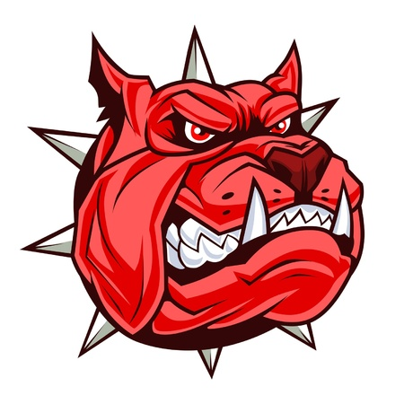 Angry helldog