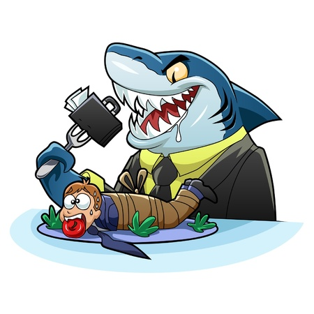 loans: business shark