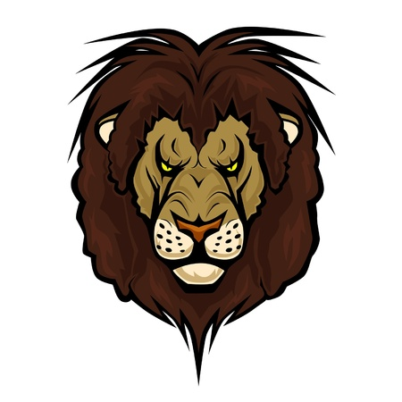 honorable: Lion head