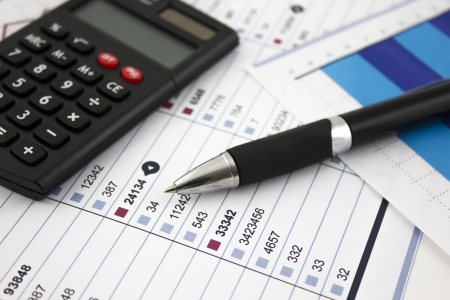 estimates: Business strategy Stock Photo