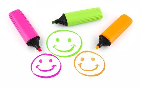 Drie glimlach