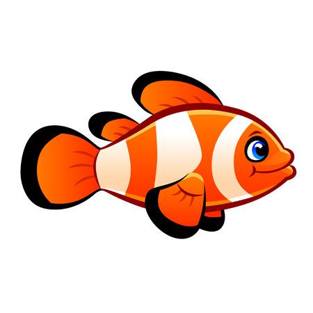 poisson-clown Vecteurs