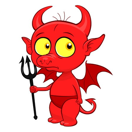 cute demon