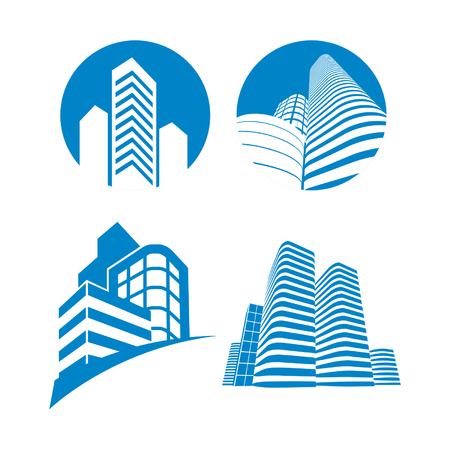 skyscrapers sign