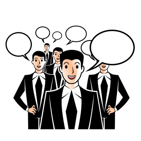 communication concept: communication concept