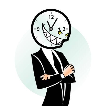 spiteful: Evil time Illustration