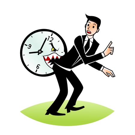 time deficit: Time bites