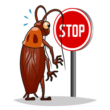 Stop cockroaches