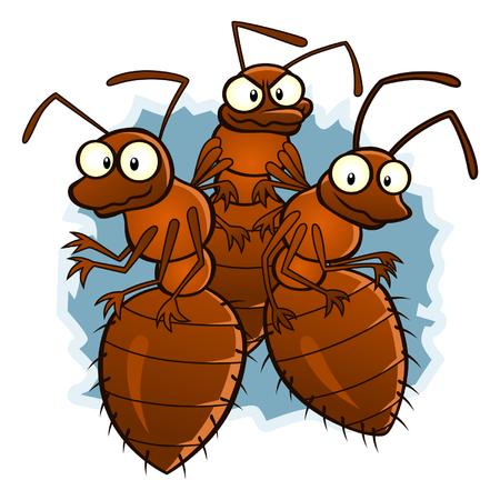 ant: ants Illustration