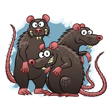 gnawer: rats