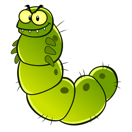 5,836 Caterpillar Stock Vector Illustration And Royalty Free ...