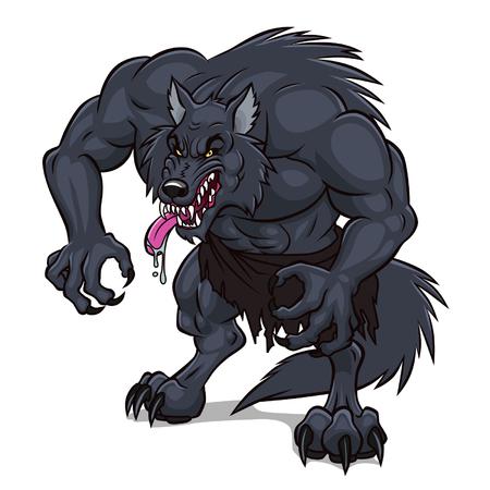 monsters: werewolf