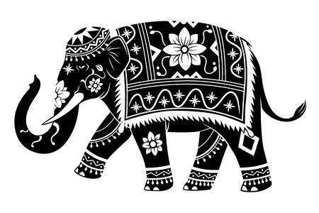 indian elephant: indian elephant