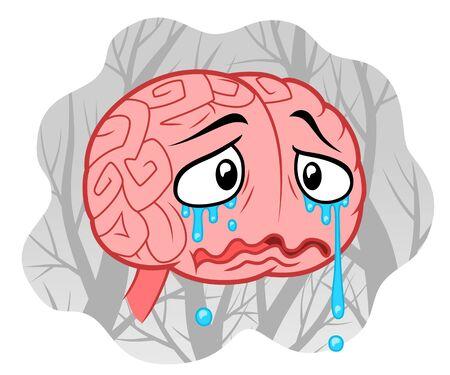 depression: depression concept