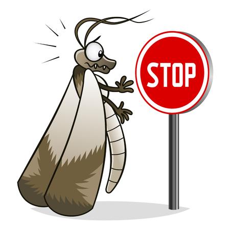 moth: Stop moth