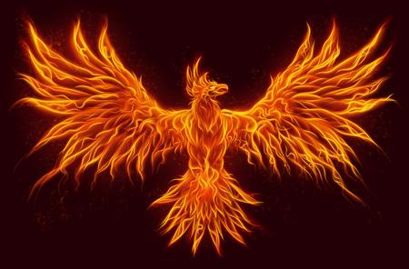 ognisty Ptak