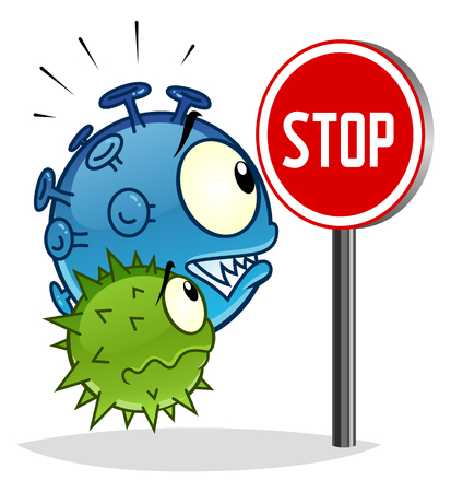exterminate: Stop viruses