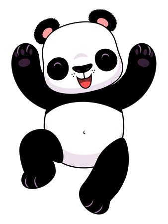 wild asia: happy panda