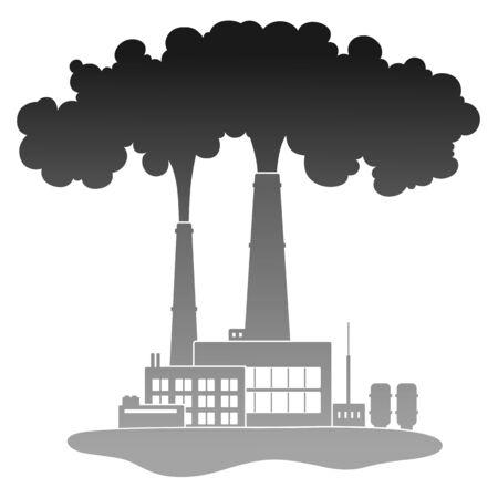 haze: factory illustration