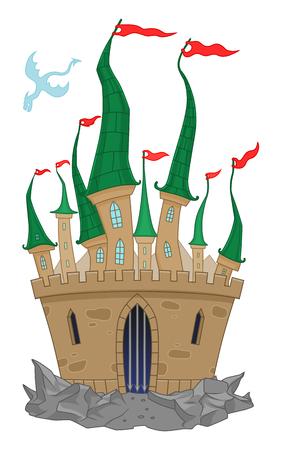 Funny castle