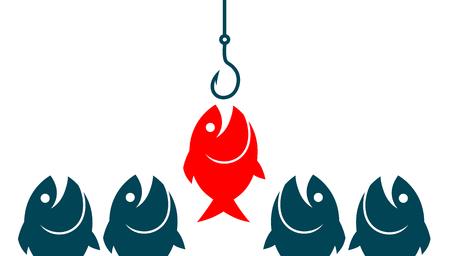 Zielpublikum Fischkonzept